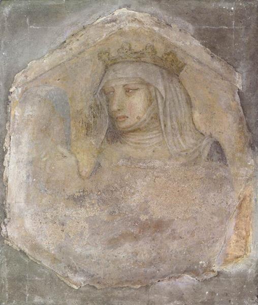 Rowned Female Figure, 1340 - Pietro Lorenzetti