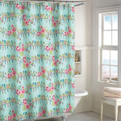 Curtains Ideas bird shower curtain hooks : 17 best ideas about Bird Shower Curtain on Pinterest | Scrap quilt ...