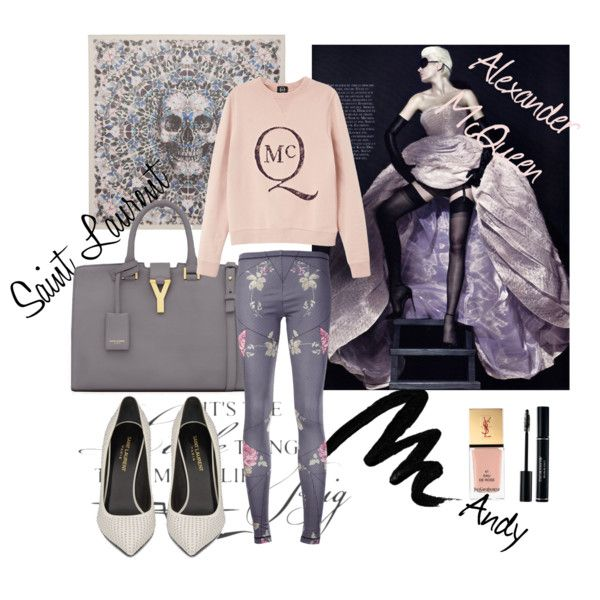 """""""Casual McQueen"""" by andyts on Polyvore"""