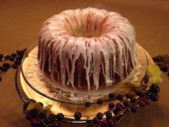 Bourbon-Pecan Pound Cake Recipe - Food.com