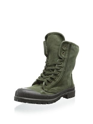 64% OFF Cienta Kid's Casual Boot (Khaki)