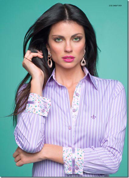 camisas dudalina feminina - Buscar con Google