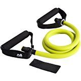 Amazon.com : ProGrade Resistance Bands- Gym Quality. #1 Rated Band by Amazon Customers! ADJUSTABLE, Premium Comfort D-Handle, Anti-Snap. Sold Individually or as a set. (Blue (Extra Heavy)) : Sports & Outdoors