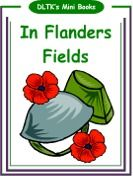 In Flanders Fields mini book