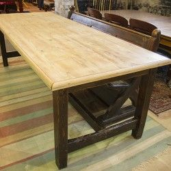 Best  Pine Dining Table Ideas On Pinterest Pine Table - 8ft dining table