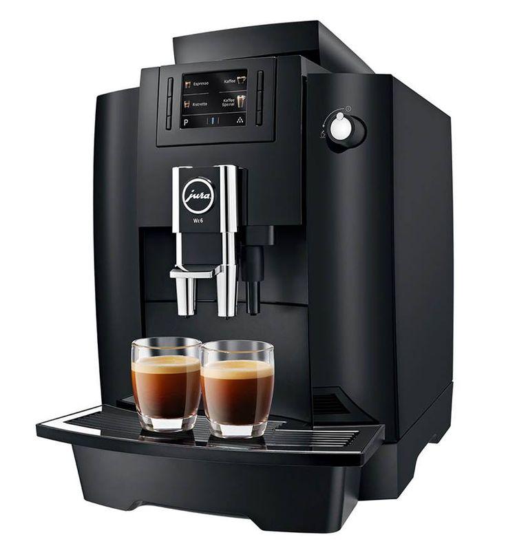 Nowość na rynku automatycznych ekspresów do kawy - model WE6 wyprodukowany przez firmę Jura. Model jest gwarancją wysokiej higieny i intuicyjnej obsługi. Doskonale sprawdzi się w restauracjach, kawiarniach, hotelach i pensjonatach.