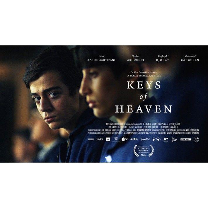 Key art/poster design by brosmark. Keys of heaven.