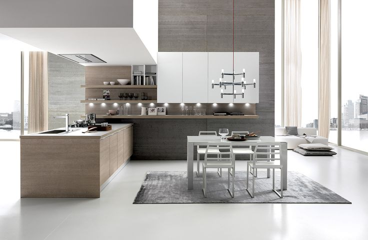 Our Kitchen, From Valcucine | For Our Villa In Spain | Pinterest |  Kitchens, Kitchen Dining And Interiors