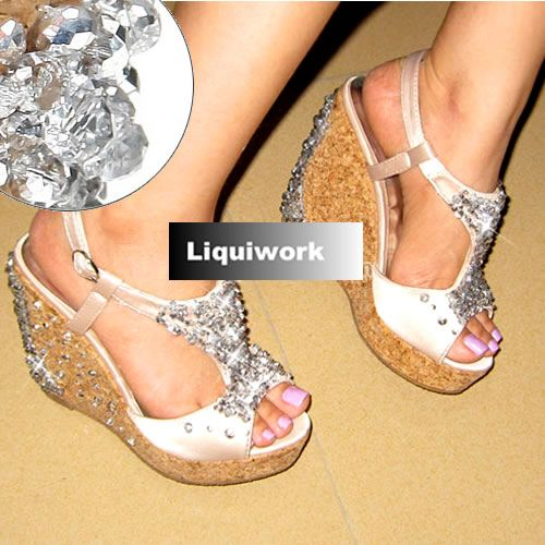really cute wedding wedge shoes for beli pinterest