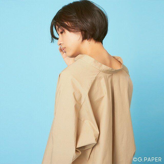 """▼G.PAPER""""ネクストトレンドをいち早く。3月は「ワザありトップス」""""にて掲載中!http://www.gu-japan.com/gpaper/をチェックしてみてね。  #gpaper #オーバーサイズスキッパーシャツ #ワザありトップス #fashion #GU #gu #GUPR #ジーユー #プチプラ #シャツ #デコルテ #コンフォートサンダル #スカンツ http://www.butimag.com/コンフォートサンダル/post/1467296523812798729_462228849/?code=BRc4moSBwEJ"""