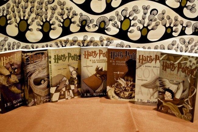 In arrivo nuovi libri e film di Harry Potter ?