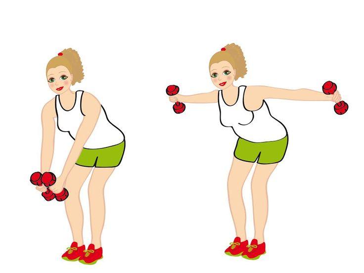 I rotolini di grasso che si concentrano ai lati della colonna vertebrale e sotto le ascelle o, ancora peggio, che fuoriescono dal reggiseno nel caso delle