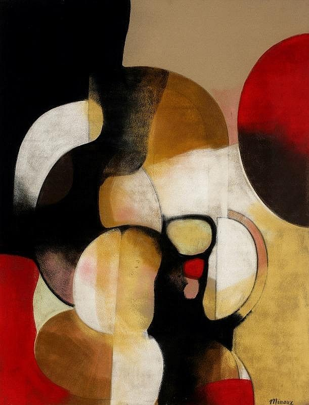André Minaux ~ French Abstract painter | Tutt'Art@ | Pittura * Scultura * Poesia * Musica |