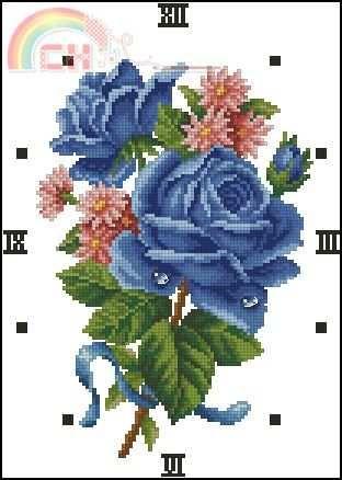 [Novo] Istitch21 261008 Beleza Rose -