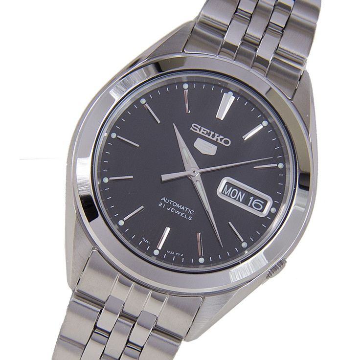 A-Watches.com - SNKL23J SNKL23 Seiko 5 Mechanical Classic 21 Jewels Casual Silver Tone Bracelet Gents Watch, $104.00 (https://www.a-watches.com/snkl23j-snkl23-seiko-5-mechanical-classic-21-jewels-casual-silver-tone-bracelet-gents-watch/)