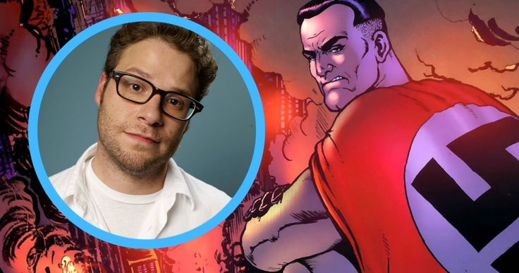 Seth Rogen's 'The Boys' TV Series Lands at Cinemax -- 'Preacher' producers Seth Rogen and Evan Goldberg are teaming with 'Supernatural' creator Eric Kripke for Cinemax's 'The Boys'. -- http://movieweb.com/boys-tv-show-seth-rogen-evan-goldberg-cinemax/