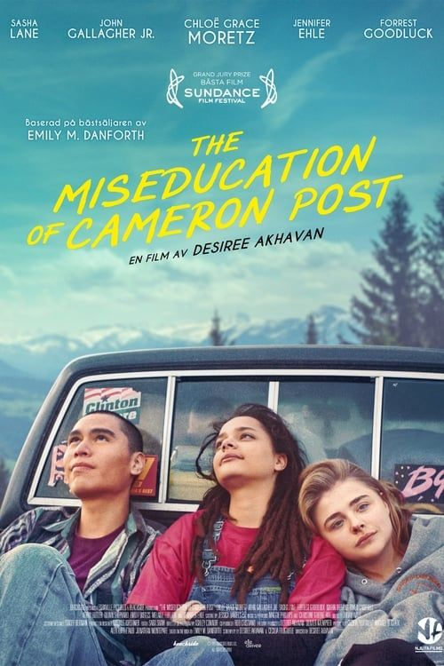 Free Download The Miseducation Of Cameron Post 2018 Dvdrip full