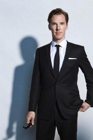 Benedict Cumberbatch and The Imitation Game cast photoshoot for Desert Magazine