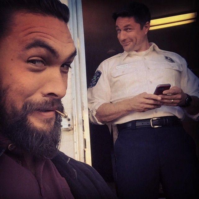 Jason Momoa As Connor In Wolves: Thirat Atthiraride