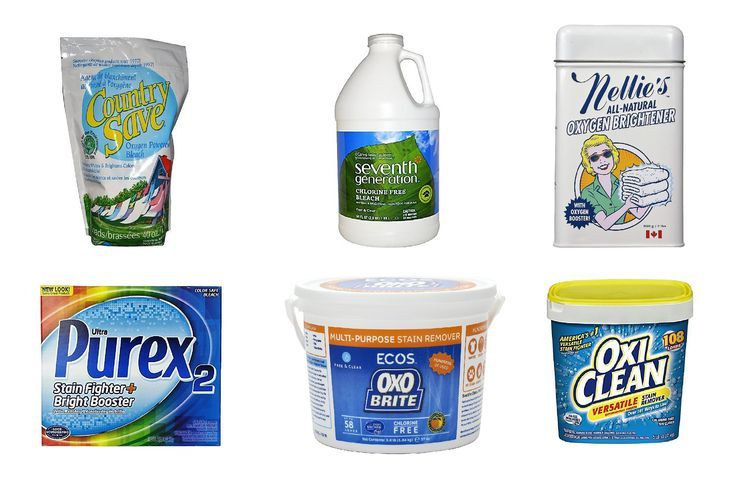 Skip The Chlorine Bleach In Laundry With These Green Alternatives