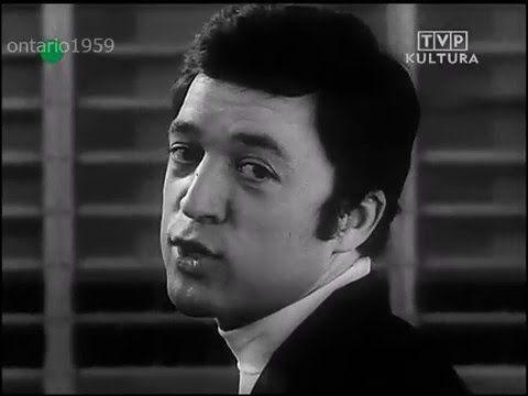 Jerzy Połomski - Młodym być i więcej nic (TVP 1972) - YouTube