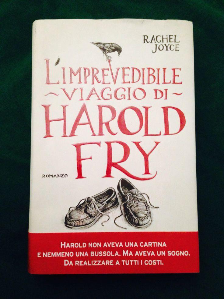 """L'imprevedibile viaggio di Harold Fry - Rachel Joyce  Un viaggio incredibile, che quasi viene voglia di provare. Una storia coinvolgente ed emozionante.  """"Sto arrivando. Non devi far altro che aspettarmi. Perché vedi, io ti salverò. Io continuerò a camminare, e tu devi continuare a vivere."""""""