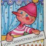Bilderbuch: Vom übermütigen Kasper