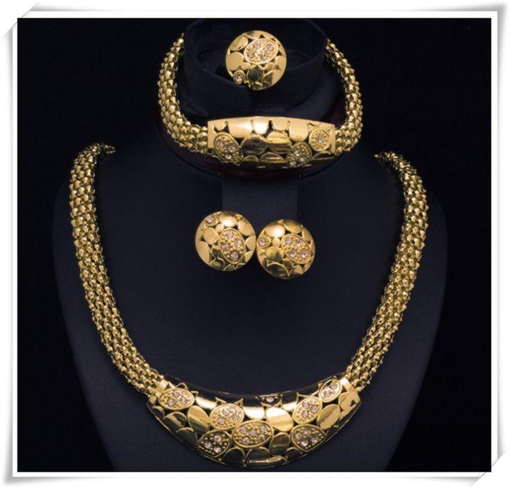 Fashion Jewellery Designs In Gold