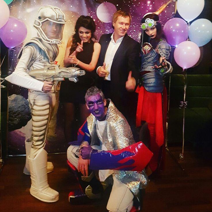 #космический #праздник. #декор #праздник #party #тематическийпраздник www.korporativka.com.ua