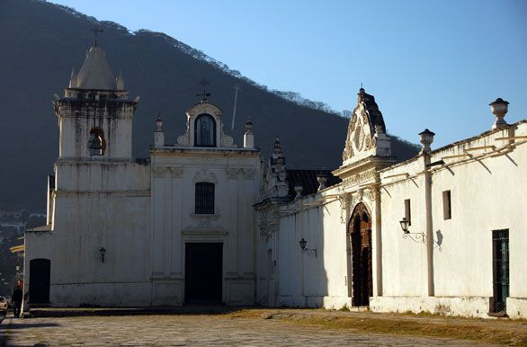 Convento San Fernando (Salta)