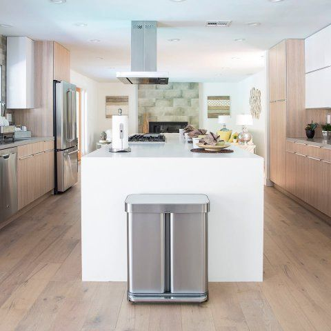 Sheer Quality: Simplehuman Bins. Kitchen ...