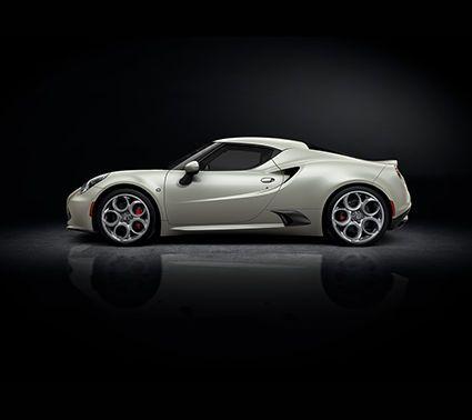 Alfa Romeo 4C Coupe: Price & Specs   Alfa Romeo USA