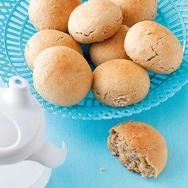 Apfel-Hafer-Brötchen Rezept | Küchengötter