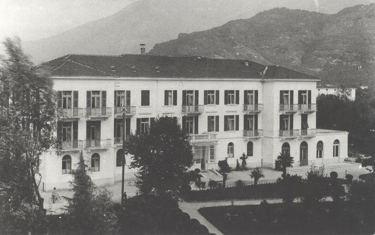 Resultado de imagen de sanatorio von hartungen