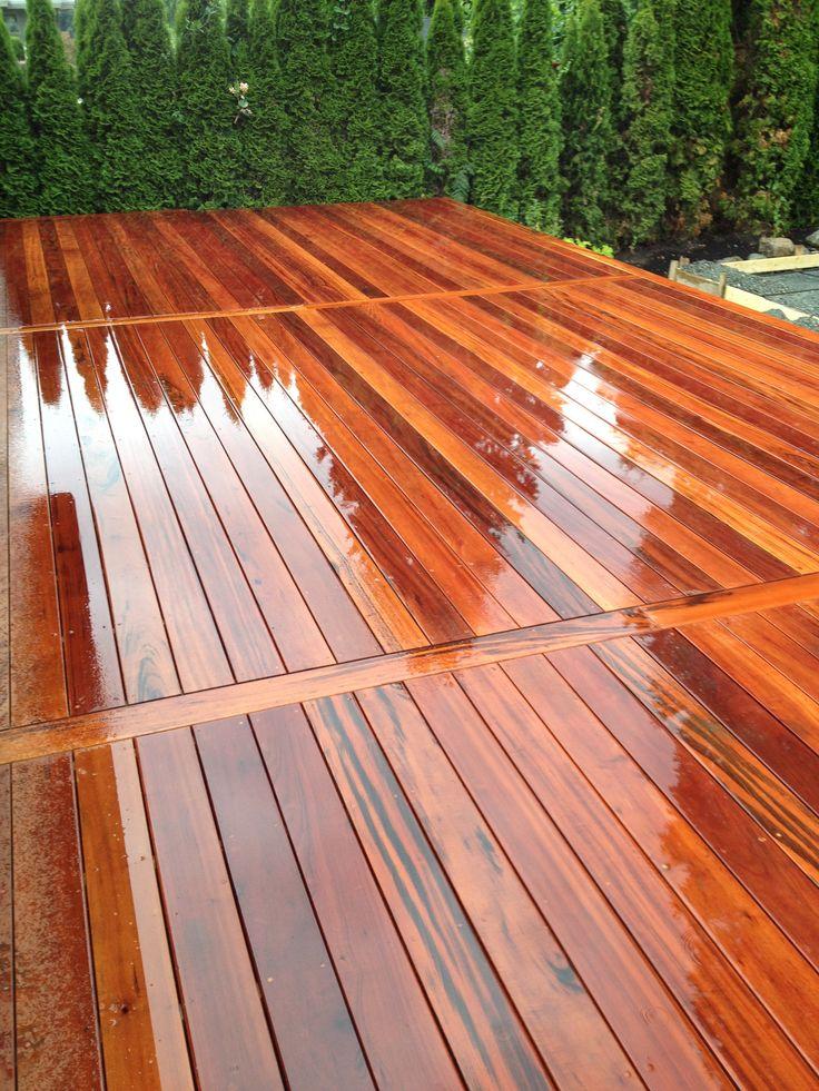 17 best images about hardwood decking more on pinterest for Hardwood decking supply