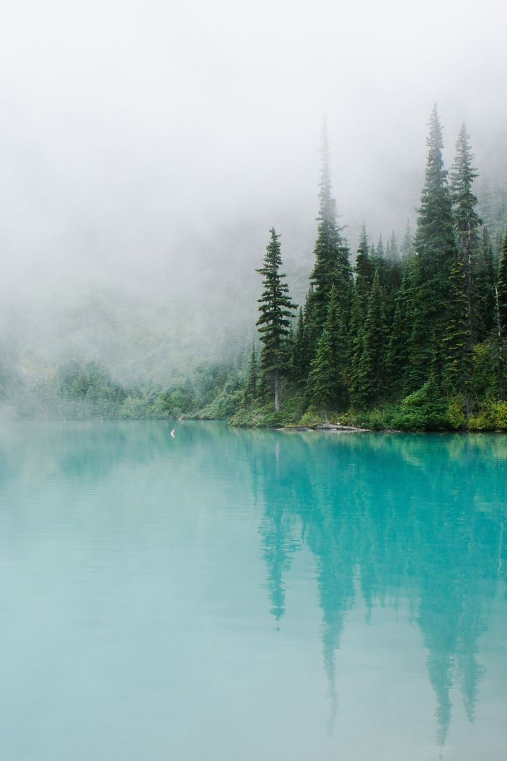 Glacial   Serenity   Peaceful Nature