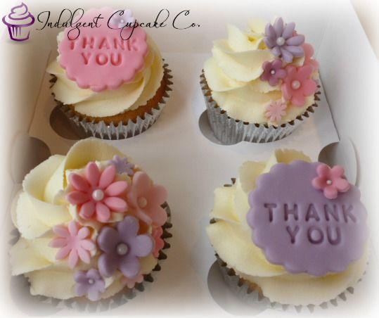 Teacher 'thank you' cupcakes.......