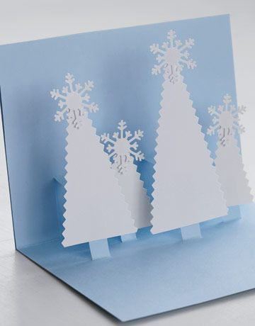 Handmade Christmas Card: