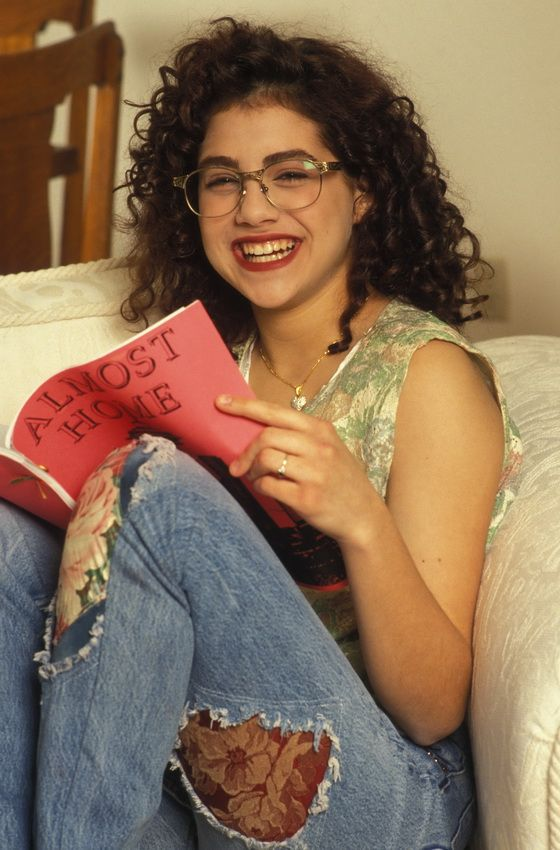Brittany Murphy ~ This must be circa Clueless. No one knew her but I noticed her and fell in Love instantly.