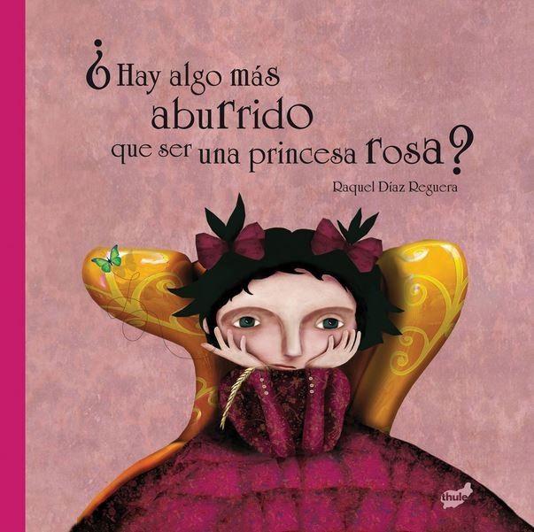 Carlota era una princesa rosa. Con su vestido rosa, su armario lleno de ropa rosa. Pero Carlota estaba harta del rosa y de ser una princesa. Quería vestir de rojo, de verde o de violeta... No quería besar sapos para ver si eran príncipes azules. No quería príncipes azules. Carlota siempre se preguntaba por qué no había princesas que surcaran los mares en busca de aventuras.