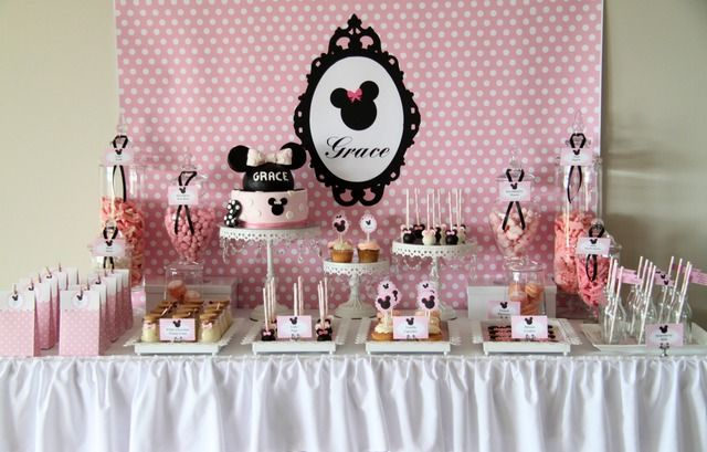 "Photo 1 of 18: Minnie Mouse / Birthday ""Grace's 2nd Birthday"" 