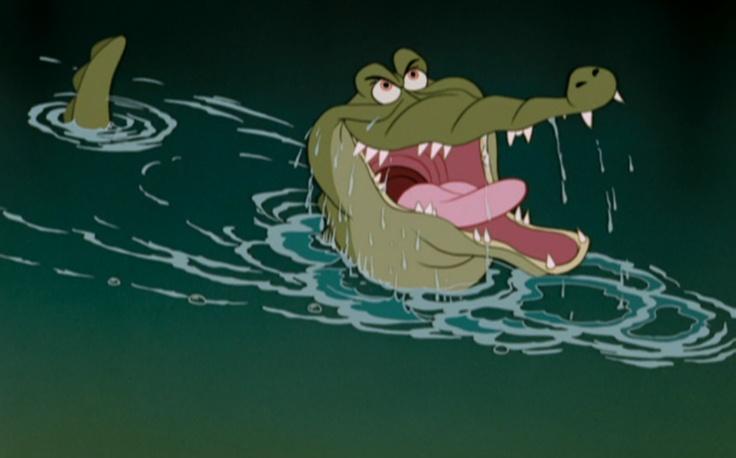 peter pan crocodile in - photo #18