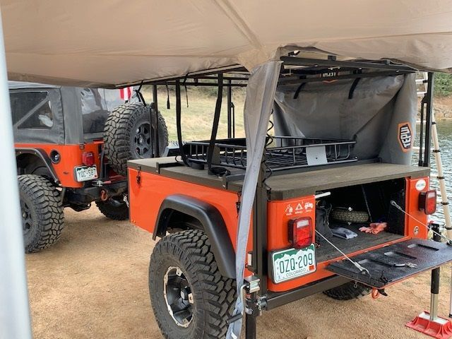 Jeep Trailer Blog Jeep Jeep Wave Jeep Wrangler Yj