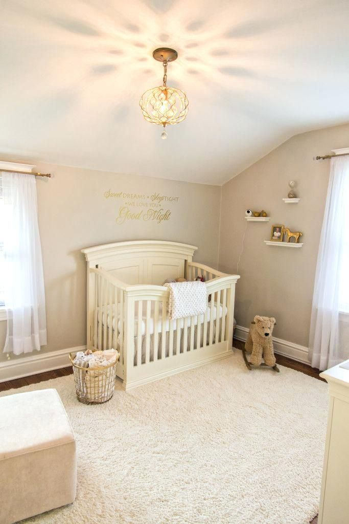 Baby Nursery Color Schemes Palettes