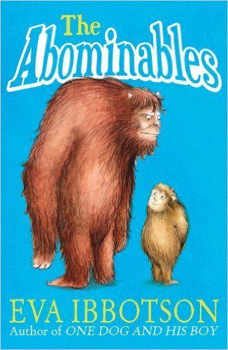 The Abominables by Eva Ibbotson A young English Lady is captured by a Yeti to help bring up his children. What a fantastical, Dhalesque idea for a book. I was intrigued and just had to read it. And what a…