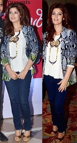 Twinkle Khanna at Her Book Launch