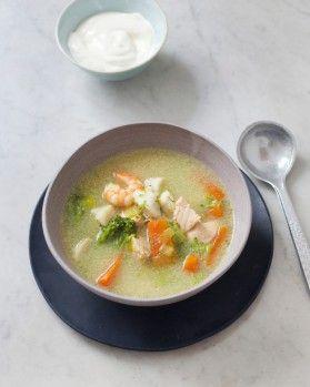 Soupe de poissons islandaise