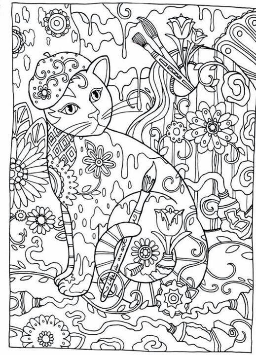 912 best ♡ Coloring Pages ♡ images on Pinterest | Coloring books ...
