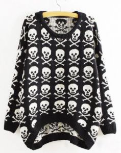 Skull Lovers Sweater