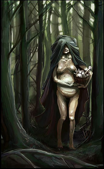 Image from http://orig01.deviantart.net/6903/f/2009/067/f/0/baba_yaga_by_drawingnightmare.jpg.